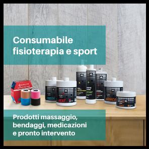 Prodotti di consumo massaggio e sport